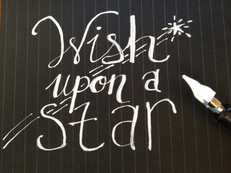 wish upon a star | by MEGAN HILLMAN